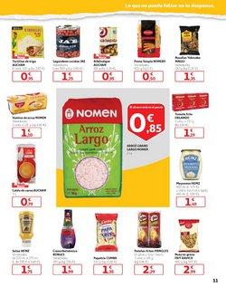 Ofertas de Frutos secos  en el folleto de Alcampo en Telde
