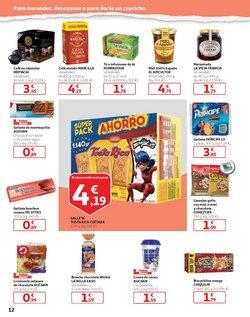 Ofertas de Bizcocho  en el folleto de Alcampo en Telde