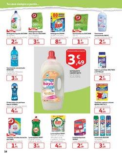 Ofertas de Productos de limpieza  en el folleto de Alcampo en La Orotava