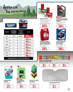Ofertas de Batería de coche  en el folleto de Alcampo en Barcelona
