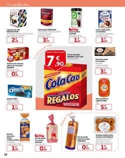 Ofertas de Cacao soluble  en el folleto de Alcampo en Bilbao