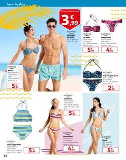 Ofertas de Bikinis  en el folleto de Alcampo en Palma de Mallorca