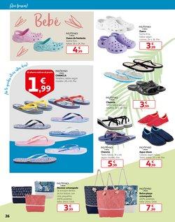 Ofertas de Zapatos  en el folleto de Alcampo en Majadahonda