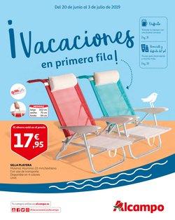 Ofertas de Alcampo  en el folleto de Sanlúcar de Barrameda