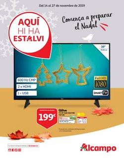 Ofertas de Alcampo  en el folleto de Esplugues de Llobregat