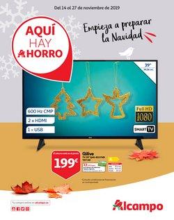 Ofertas de Hiper-Supermercados  en el folleto de Alcampo en Almuñécar