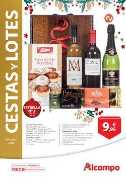 Ofertas de Alcampo  en el folleto de Cerdanyola del Vallès