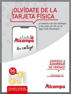 Ofertas de Alcampo  en el folleto de Rivas-Vaciamadrid