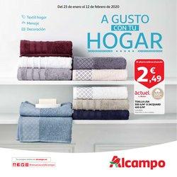 Ofertas de Hiper-Supermercados  en el folleto de Alcampo en Alcañiz
