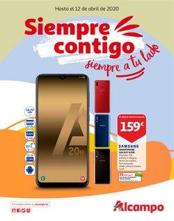 Ofertas de Smartphones LG en Alcampo