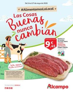 Ofertas de Hiper-Supermercados en el catálogo de Alcampo en El Puerto De Santa María ( 2 días más )