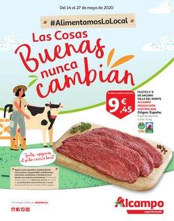 Ofertas de Hiper-Supermercados en el catálogo de Alcampo en Leganés ( Caduca mañana )