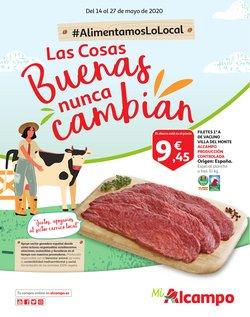 Ofertas de Hiper-Supermercados en el catálogo de Alcampo en Pamplona ( Caduca mañana )