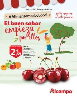 Ofertas de Hiper-Supermercados en el catálogo de Alcampo en Donostia-San Sebastián ( Caduca hoy )