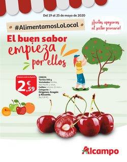 Ofertas de Hiper-Supermercados en el catálogo de Alcampo en Corbera de Llobregat ( Caduca hoy )