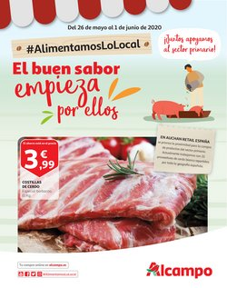 Catálogo Alcampo en Sabadell ( Caduca hoy )
