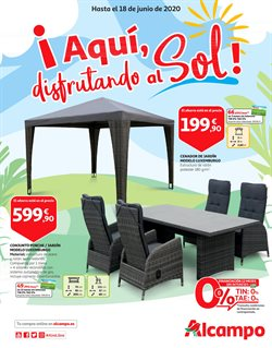 Ofertas de Hiper-Supermercados en el catálogo de Alcampo en Zalla ( 16 días más )