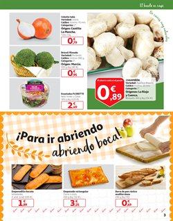 Ofertas de Empanadillas en Alcampo