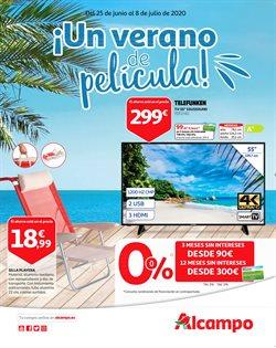 Ofertas de Hiper-Supermercados en el catálogo de Alcampo en Teruel ( 6 días más )
