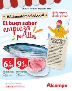 Ofertas de Hiper-Supermercados en el catálogo de Alcampo en Teruel ( 2 días publicado )