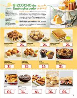 Ofertas de Muffins en Alcampo
