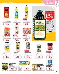Ofertas de Bonito del norte en aceite de oliva en Alcampo