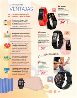 Ofertas de Smartwatch en Alcampo