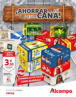 Ofertas de Hiper-Supermercados en el catálogo de Alcampo en Castilleja de la Cuesta ( Publicado ayer )