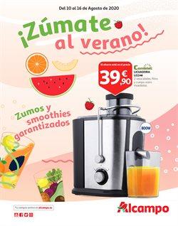 Ofertas de Hiper-Supermercados en el catálogo de Alcampo en Santa Cruz de Tenerife ( Publicado ayer )