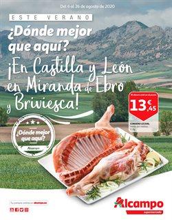 Ofertas de Hiper-Supermercados en el catálogo de Alcampo en Miranda de Ebro ( 13 días más )