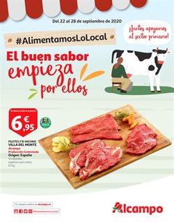 Catálogo Alcampo en Mataró ( 2 días más )