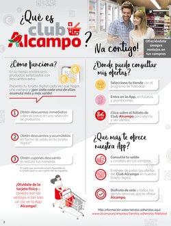 Ofertas de Disfruta en Alcampo