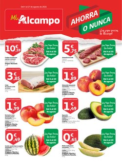 Ofertas de Hiper-Supermercados en el catálogo de Alcampo ( Publicado ayer)