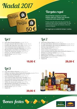 Ofertas de Bon Preu  en el folleto de Barcelona
