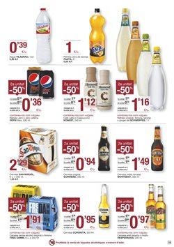 Ofertas de Cerveza  en el folleto de BonpreuEsclat en Puigcerda