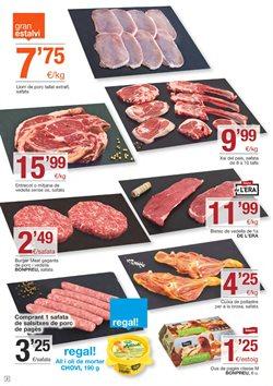 Ofertas de Carne  en el folleto de BonpreuEsclat en Palamos