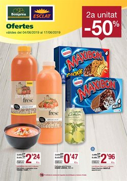 Ofertas de Hiper-Supermercados  en el folleto de BonpreuEsclat en Mollet del Vallès