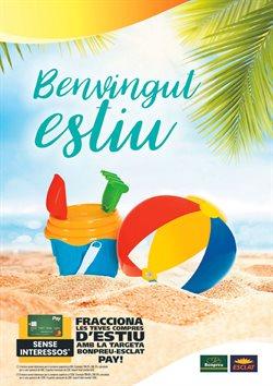 Ofertas de BonpreuEsclat  en el folleto de Terrassa