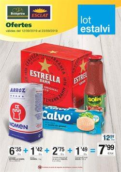 Ofertas de BonpreuEsclat  en el folleto de Sabadell