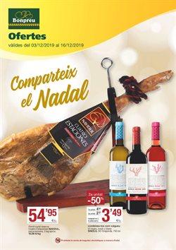 Ofertas de BonpreuEsclat  en el folleto de Sitges