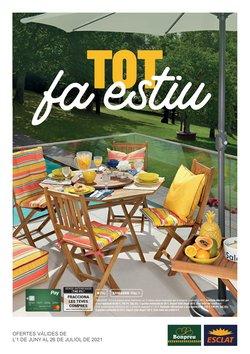 Catálogo BonpreuEsclat ( Publicado ayer)
