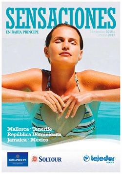 Ofertas de Viajes a República Dominicana  en el folleto de Viajes Tejedor en Madrid