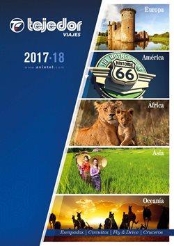 Ofertas de Viajes Tejedor  en el folleto de Madrid