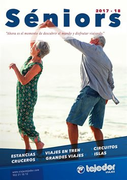 Ofertas de Viajes  en el folleto de Viajes Tejedor en Madrid