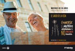 Ofertas de Viajes Tejedor  en el folleto de Barcelona