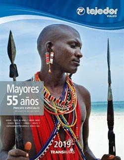 Ofertas de Viajes Tejedor  en el folleto de Castelldefels