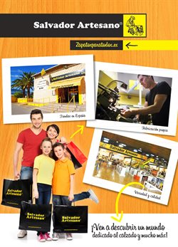 Catálogo Salvador Artesano en Tarancón ( 11 días más )