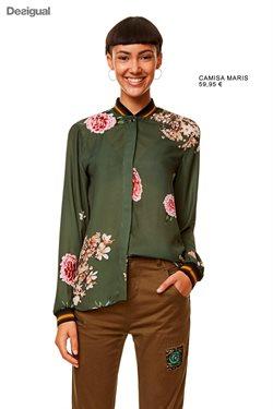 Ofertas de Camisa mujer  en el folleto de Desigual en Madrid
