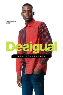 Ofertas de Camisa hombre  en el folleto de Desigual en Madrid