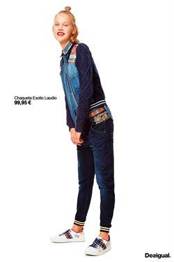 Ofertas de Zapatillas mujer  en el folleto de Desigual en Madrid